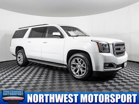 2017 GMC Yukon XL for sale in Lynnwood, WA