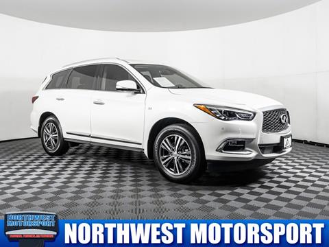2019 Infiniti QX60 for sale in Lynnwood, WA