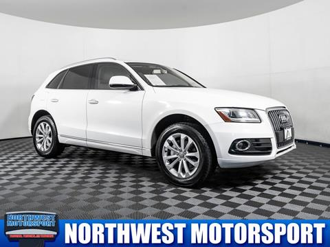2015 Audi Q5 for sale in Lynnwood, WA