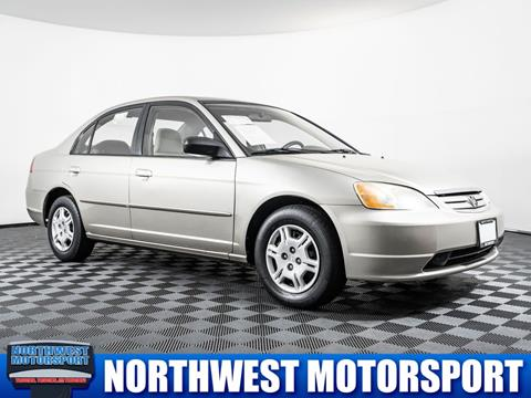 2002 Honda Civic for sale in Lynnwood, WA