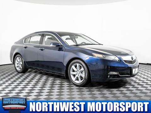 2014 Acura TL for sale in Lynnwood, WA