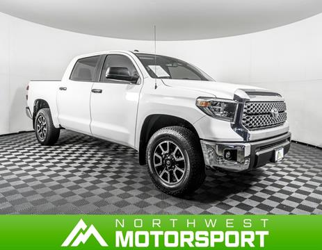 2018 Toyota Tundra for sale in Lynnwood, WA