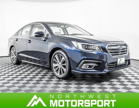 2018 Subaru Legacy for sale in Lynnwood, WA