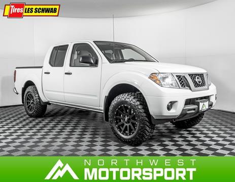 2019 Nissan Frontier for sale in Lynnwood, WA