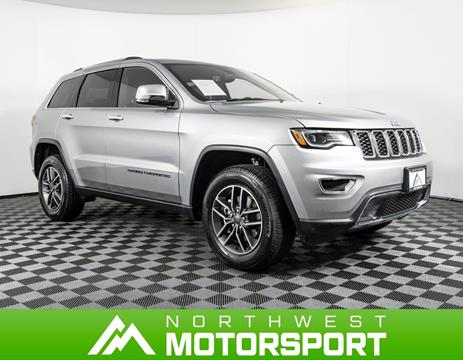 2019 Jeep Grand Cherokee for sale in Lynnwood, WA