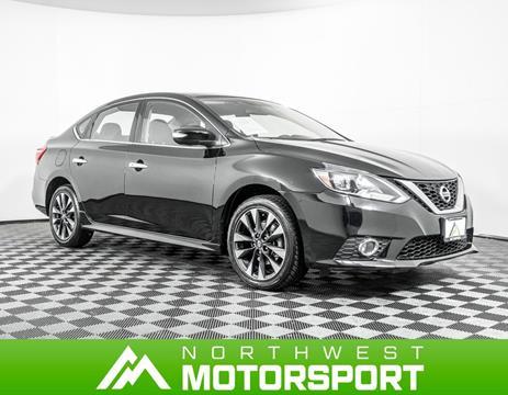 2016 Nissan Sentra for sale in Lynnwood, WA