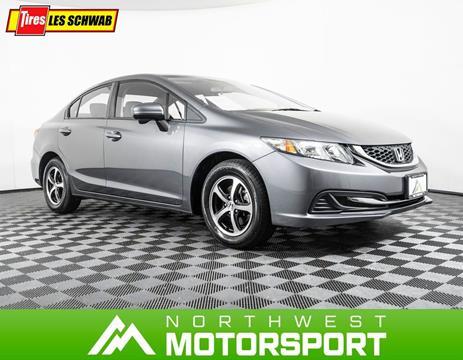 2015 Honda Civic for sale in Lynnwood, WA