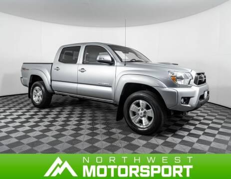 2015 Toyota Tacoma for sale at Northwest Motorsport in Lynnwood WA