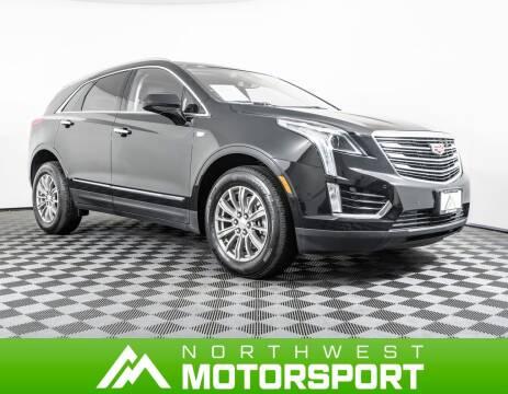 2019 Cadillac XT5 Luxury for sale at Northwest Motorsport in Lynnwood WA