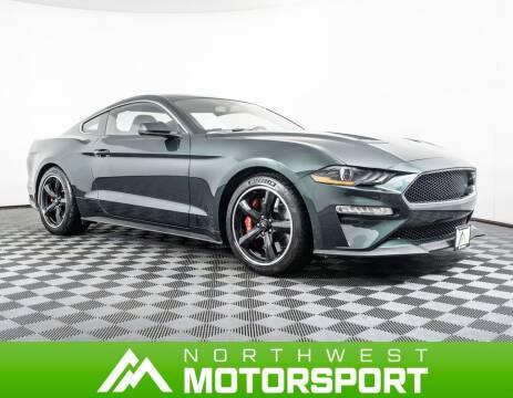 2019 Ford Mustang BULLITT for sale at Northwest Motorsport in Lynnwood WA