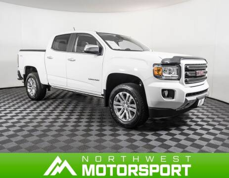 Used Gmc Canyon For Sale In Washington Carsforsale Com