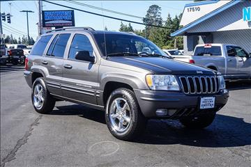2002 Jeep Grand Cherokee for sale in Lynnwood, WA