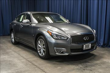 2016 Infiniti Q70 for sale in Lynnwood, WA