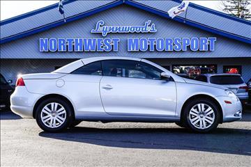 2010 Volkswagen Eos for sale in Lynnwood, WA