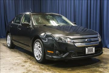 2011 Ford Fusion for sale in Lynnwood, WA