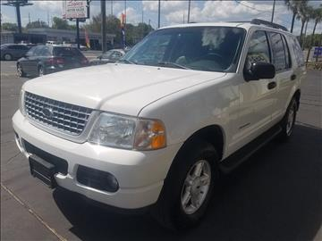 2005 Ford Explorer for sale in Dade City, FL