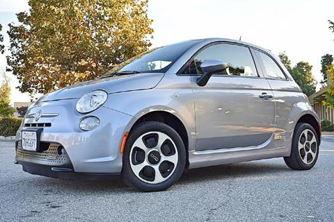 2016 FIAT 500e for sale in Van Nuys, CA