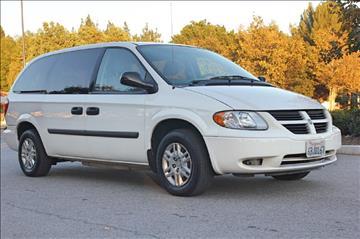 2007 Dodge Grand Caravan for sale at VCB INTERNATIONAL BUSINESS in Van Nuys CA