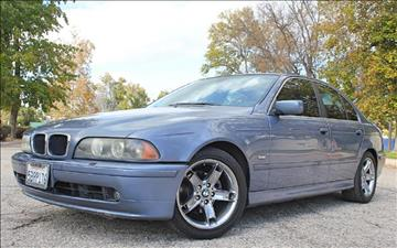 2003 BMW 5 Series for sale at VCB INTERNATIONAL BUSINESS in Van Nuys CA