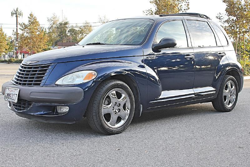 2002 Chrysler PT Cruiser for sale at VCB INTERNATIONAL BUSINESS in Van Nuys CA