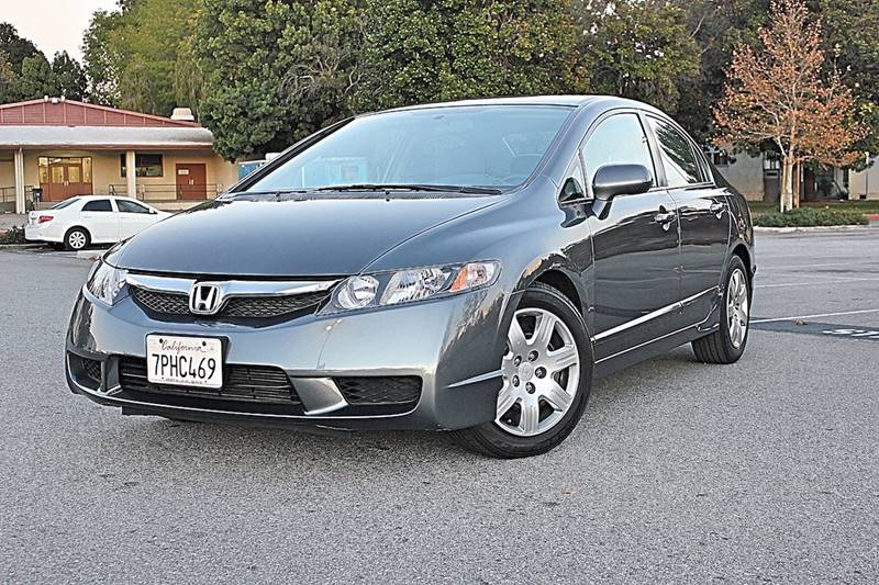2010 Honda Civic for sale at VCB INTERNATIONAL BUSINESS in Van Nuys CA
