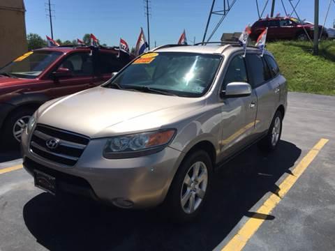 2007 Hyundai Santa Fe for sale in Middletown, NY