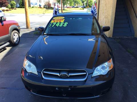2007 Subaru Legacy for sale in Middletown, NY