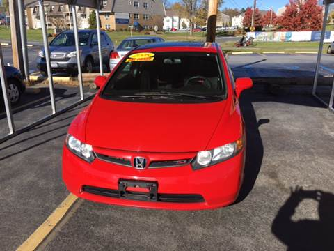 2008 Honda Civic for sale in Middletown, NY