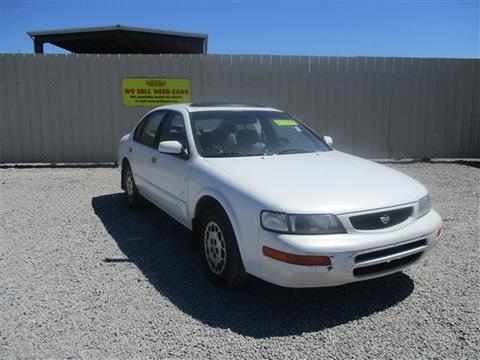 1996 Nissan Maxima for sale in Birmingham, AL