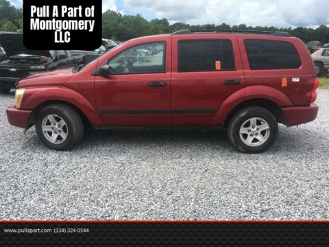 2006 Dodge Durango For Sale In Montgomery, AL