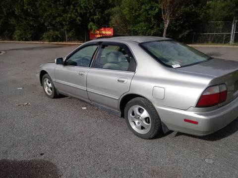 1997 Honda Accord For Sale In Augusta, GA