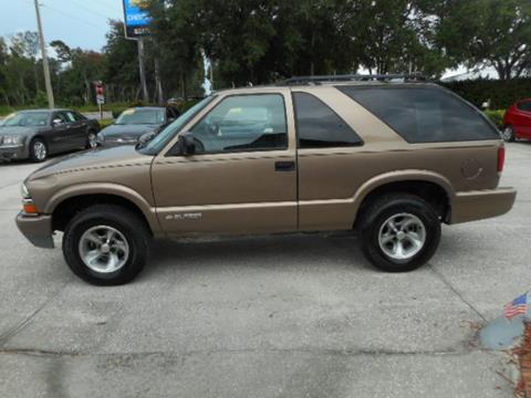 2005 Chevrolet Blazer for sale in Jacksonville, FL