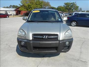 2006 Hyundai Tucson for sale in Jacksonville, FL