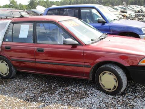 1991 Toyota Corolla for sale in Jackson, MS