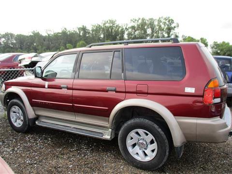 2001 Mitsubishi Montero Sport for sale in Jackson, MS
