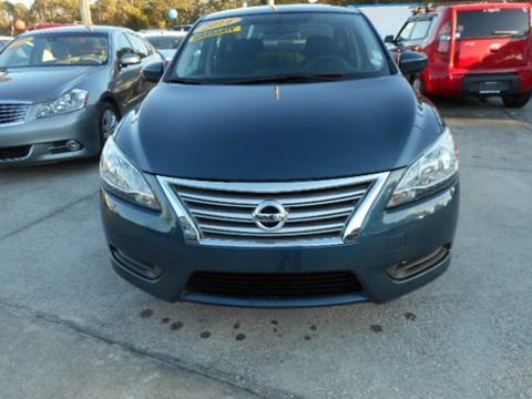 2014 Nissan Sentra for sale in Orange Park, FL