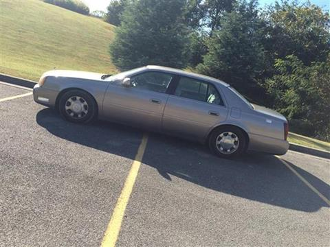 2000 Cadillac DeVille for sale in Knoxville, TN