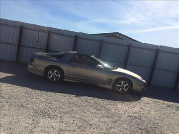 1999 Pontiac Firebird for sale in Knoxville, TN