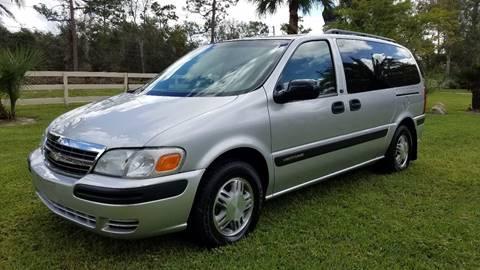 2002 Chevrolet Venture for sale in Lake Helen, FL