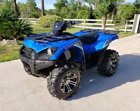 2014 Kawasaki Brute Force™ for sale in Lake Helen, FL