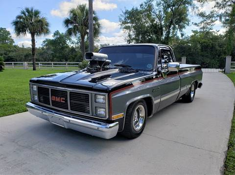 1986 GMC C/K 1500 Series for sale in Lake Helen, FL