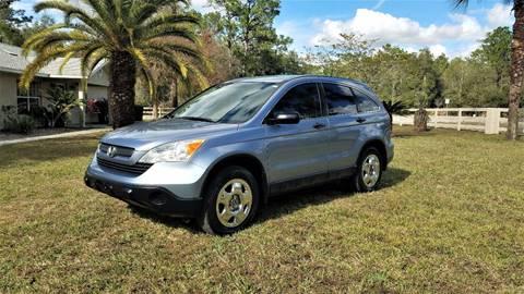 2008 Honda CR-V for sale in Lake Helen, FL