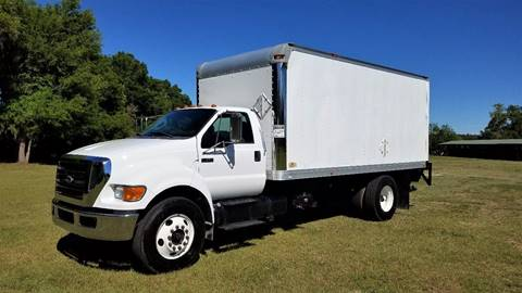 2011 Ford F-650 for sale in Lake Helen, FL