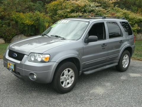2007 Ford Escape for sale in Exeter, RI