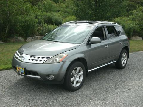 2007 Nissan Murano for sale in Exeter, RI
