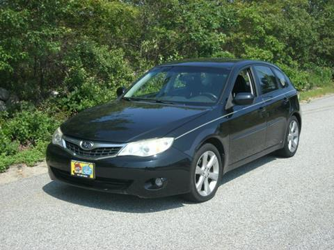 2008 Subaru Impreza for sale in Exeter, RI