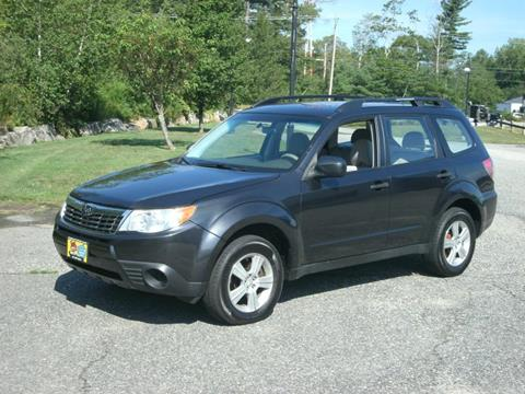 2010 Subaru Forester for sale in Exeter, RI