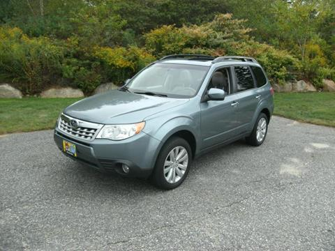 2011 Subaru Forester for sale in Exeter, RI