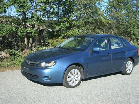 2010 Subaru Impreza for sale in Exeter, RI