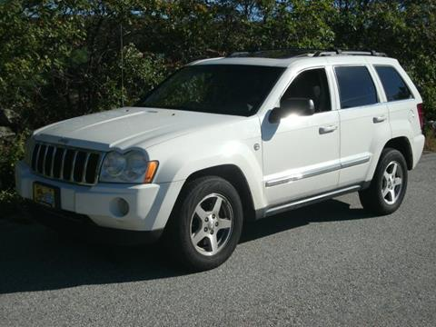 2005 Jeep Grand Cherokee for sale in Exeter, RI